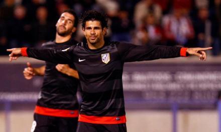 Diego Costa está siendo la revelación de este Atleti/ Foto:Atlético de Madrid