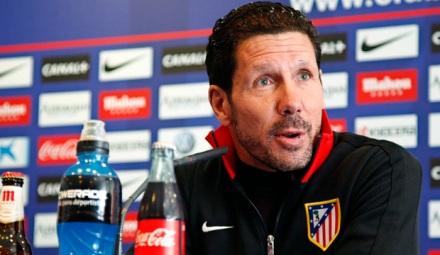 El Cholo Simeone/ Foto:Atlético de Madrid